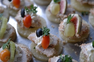 Catering - Cracker © Hamme Forum
